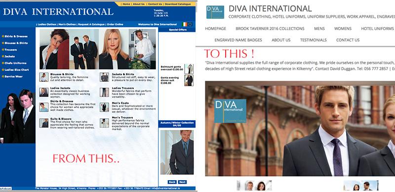 Diva International Kilkenny Hotel Uniforms, Corporate Wear, Business Clothing
