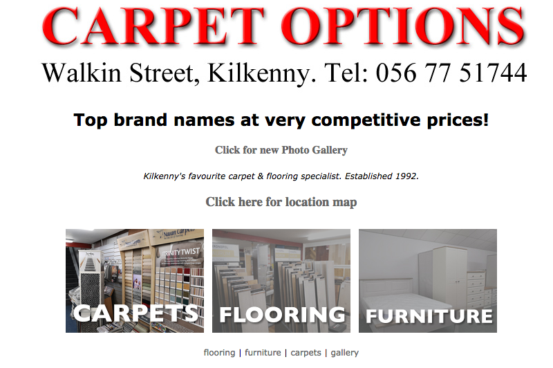 Carpet Options, Kilkenny, carpets, flooring, kilkenny,